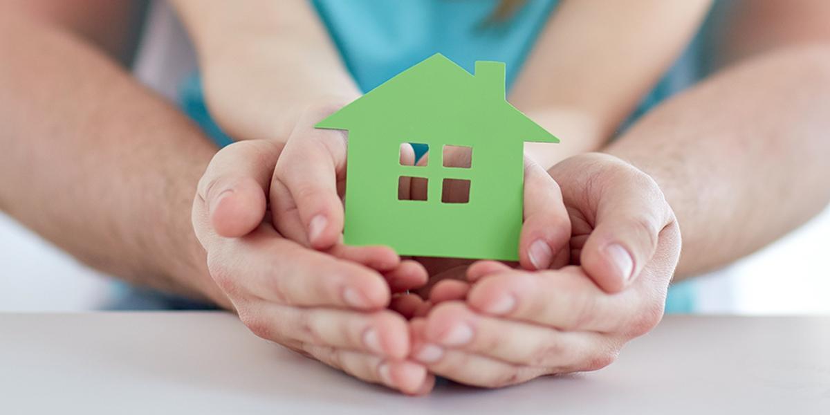Topel in okolju prijazen dom