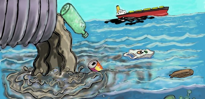 pollution, trash, degradation